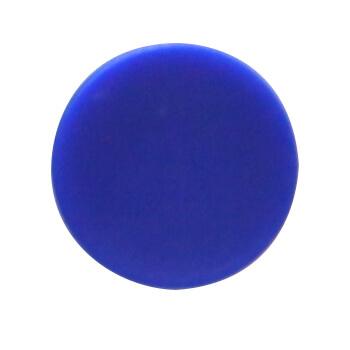 מגנט פלסטיק כחול ללוח מחיק