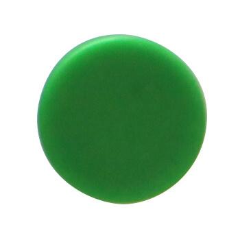 מגנט פלסטיק ירוק ללוח מחיק